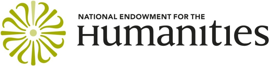 Logo of the National Endowment for the Humanities
