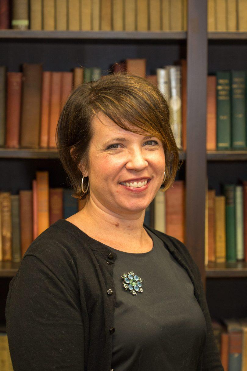 Portrait of Kimberly Hamlin